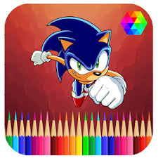 Coloring Book For Sonic On PC Mac