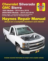 Silverado 1500 | Haynes Manuals