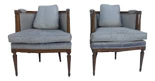 French Hollywood Regency Cane Back Barrel Accent Chairs ... Hollywood Regency Vintage Louis Xvi Style Pair Of High Back 1960s Tufted Ivory Velvet Armchair Chairs In Animal Hollywood Regency Retro 70s Highback Arm Mid Century Attributed To Adrian Pearsall For Craft A Set 2 Everything You Need To Know About Design Palma Lounge Chair Green Xk64 Advancedmasgebysara