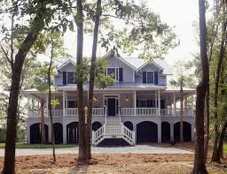 Southern Colonial Homes by The Charleston Southern Colonial Post And Beam Traditional