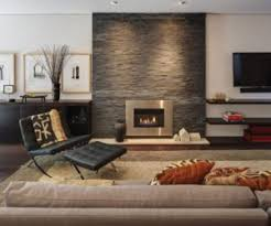 Living Room With Fireplace Design by Custom Built Fireplace Ideas For A Living Room