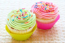 National Vanilla Cupcake Day 2017