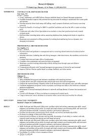 100 Dac Report For Truck Drivers Driver Recruiter Resume Samples Velvet Jobs