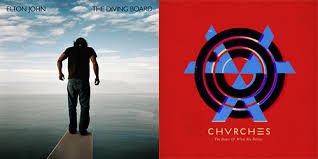 Chvrches We Sink Download by Pridesource Hear Me Out Elton John Chvrches