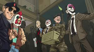 Payday 2 Halloween Masks Unlock by Payday 2 Gets New Upgradeable Safe House Complete With A British