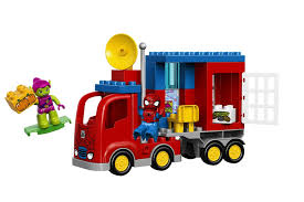 LEGO 10608 - LEGO DUPLO - SpiderMan Spider Truck Adventure ... Lego Duplo 300 Pieces Lot Building Bricks Figures Fire Truck Bus Lego Duplo 10592 End 152017 515 Pm 6168 Station From Conradcom Shop For City 60110 Rolietas Town Buildable Toy 3yearolds Ebay Walmartcom Brickipedia Fandom Powered By Wikia My First Itructions 6138 Complete No Box Toys Review Video