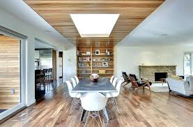 Dining Room Ceiling View In Gallery Innovative Design Steals The Show This