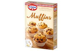 backmischung muffins 340 g