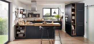 nobilia touch schwarz bosch küchentreff
