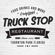 100 Nearby Truck Stop Restaurant Home Orlando Florida Menu Prices