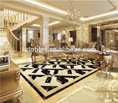 Italian Marble Flooring Design For Home Decoration