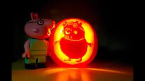 Peppa Pig George Pumpkin Stencil by How To Carve A Halloween Pumpkin Daddy Pig Halloween 2017 New