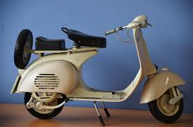 Vespa Model Scooter Oldtimer Classic Italy