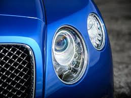 Power Trip Behind the Wheel of the Bentley Continental GT Speed