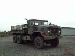 100 6x6 Trucks For Sale 1983 M923 AM General 6X6 Military Cargo Truck