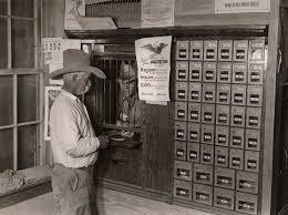 972 best vintage postal images on pinterest post office going
