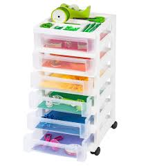 Desk Drawer Organizer Walmart by Hefty Quart Latch Box Large Capacity White Lid And Blue Handles