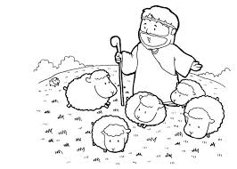 Coloring Page Free Bible Pages For Children With Printable Kids
