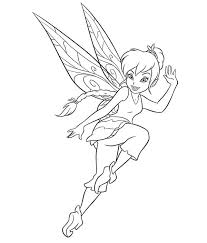 Full Image For Www Disney Coloring Pages Com Fairy Peter