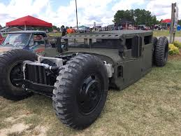 I, Too Saw A Dually Rat Rod At A Car Show, Except Mine Was In NC ...