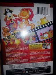Garfields Halloween Adventure Dvd by Momma4life Collectors Edition Garfield Holiday Collection Nov 4th