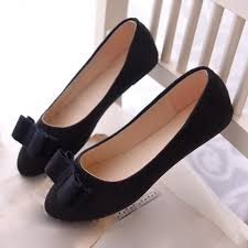 2017 spring summer flats shoes woman casual bow pointed toe ladies