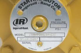 ingersoll rand air starter motor sb industrial supply mro plc industrial equipment parts