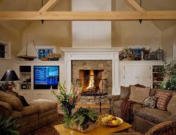 A Perfect Living Room For The Chilly Winters Ahead Design Witt Construction