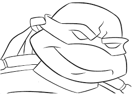 Ninja Turtles Coloring Pages Free Printable