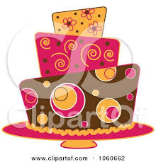 Slice Cake Clip Art