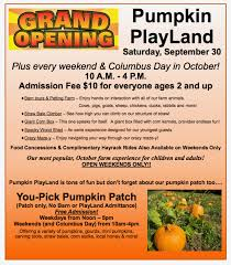 Columbus Pumpkin Patch by Pumpkin Days 2017 U2013 Welcome To The Center Palos Park