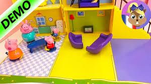 ordinary maison peppa pig 1 la grande maison boueuse de peppa