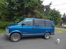 Astro Van Camper Conversion