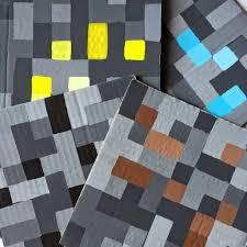 Minecraft Sword Pumpkin Carving Patterns by Diy Minecraft Bricks Twitchetts