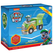 100 Lego Recycling Truck BN Paw Patrol Rockys Works With Paw Patroller