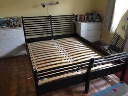 classy malm style queen bed frame with ikea malm queen bed frame