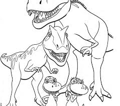 Printable Dinosaur Coloring Pages Free New Brockportcc Sheets