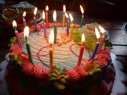 gâteau anniversaire bougie allumée images gratuites et libres de