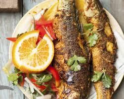 cuisiner merlan recette merlan frit à la chermoula facile rapide