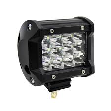 4inch 36W LED Light Bar Work Light Spot Beam Driving Fog Light Road ... 1pcs Ultra Bright Bar For Led Light Truck Work 20 Inch Dc12v 24v Led Truck Tail Light Bar Emergency Signal Work Yescomusa 24 120w 7d Led Spot Flood Combo Beam Ip68 100w Cree Lamp Trailer Off Road 4wd 27w 12v Fo End 11222018 252 Pm China Actortrucksuvuatv Offroad Yintatech 28 180w 2x Tractor Lights Worklight Lamp 4inch 18w 40w Nsl04b40w Trucklite 81335c 81 Series Pimeter Flush Mount 4x2 Trucklites Signalstat Line Now Offers White Auxiliary Lighting