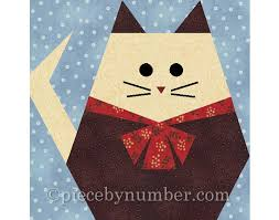 Lunch Box Quilts Cats Meow & Catu0027s Meow By Lunch Box Quilts