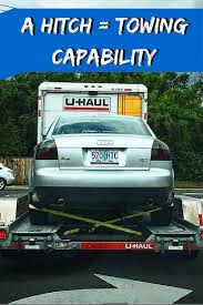 100 Uhaul Truck Rental Nyc A Hitch Has Many Uses Did You Know UHaul Moving Trucks Have
