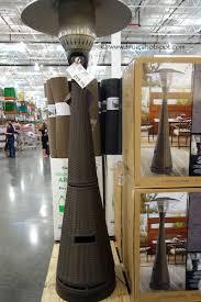 Costco Woven Wicker Outdoor Patio Heater
