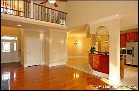 hardwood floor transitions open floor plans work
