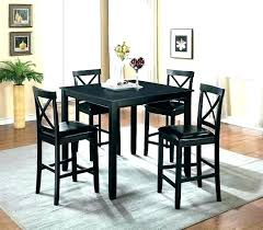 Pub Furniture Table And Chairs Round Dining Room Tables Fabulous Style Set Best