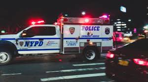 NYPD - *NEW* Emergency Services Unit ESS 10 REP Truck Responding In ...