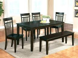 Dinner Table With Bench Y4197309 Typical Dining Seat Plans Great Room