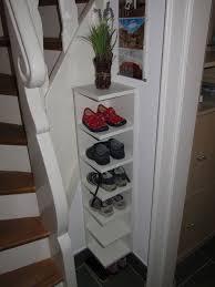 best 25 vertical shoe rack ideas on shoe cubby