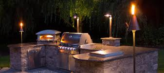 outdoor kitchen task lighting outdoor lighting