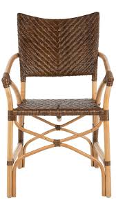 Bayou Breeze Mejia Rattan Upholstered Dining Chair   Wayfair Set Of Six Leatherbound Rattan Ding Chairs By Mcguire Eight Brge Mogsen For Sale At 1stdibs Vintage Bentwood Of 3 Stol Kamnik Cane And Rattan Fniture Five Shop Provence Oh0589 Outdoor Patio Wicker With Arms Teva Bora 2 Verona Pair Garden Fniture Brown Muestra Natural Teak Wood Woven Chair Zin Home Hospality Kenya Mcombo Poolside Cversation C Capris And Ottomans Sc753 Weathered Gray